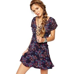 Free People Yours Truly Dress Size 4